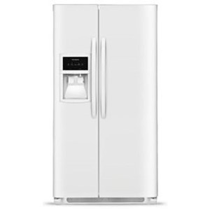Frigidaire Side-By-Side Refrigerators 22.0 Cu. Ft. Side-by-Side Refrigerator