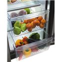 Frigidaire Frigidaire Gallery Refrigerators Gallery ENERGY STAR® 23 Cu. Ft. Side-By-Side Refrigerator with Water and Ice Dispenser - Humidity Controlled Crisper Drawers