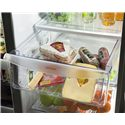 Frigidaire Frigidaire Gallery Refrigerators Gallery ENERGY STAR® 26 Cu. Ft. Side-by-Side Refrigerator with Adjustable Interior Storage - Clear, Stacked Deli Drawer