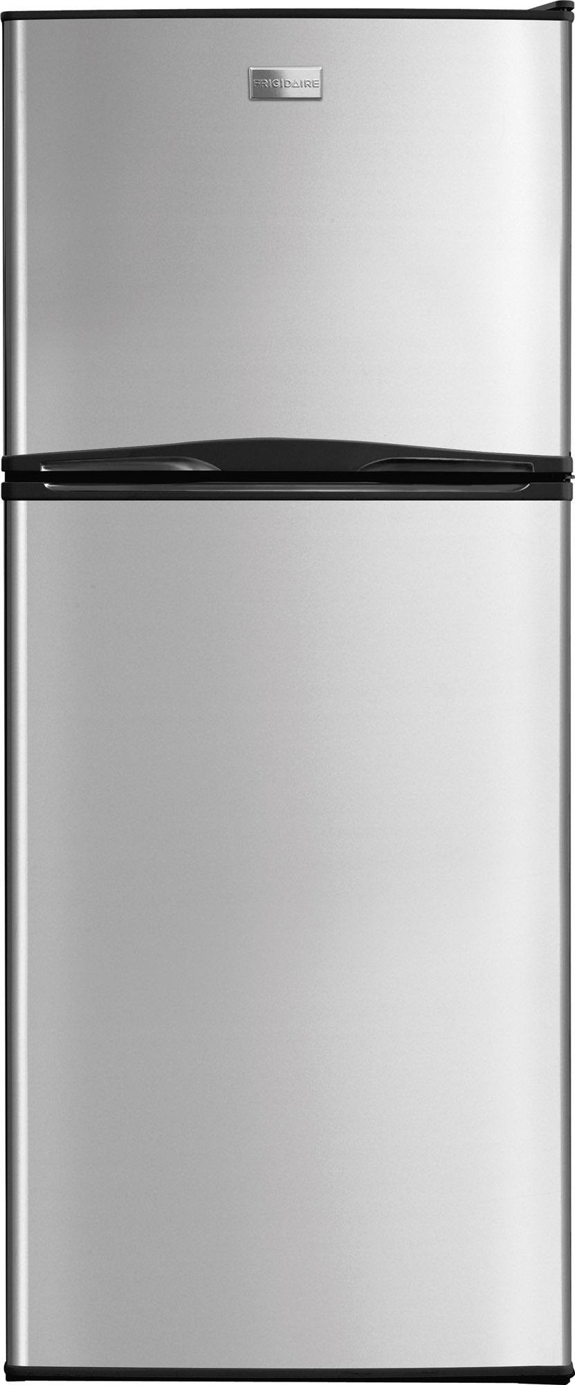 Frigidaire Top Freezer Refrigerators 11.5 Cu. Ft. Top Freezer Refrigerator - Item Number: FFET1222QS