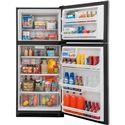 Frigidaire Top Freezer Refrigerators 20.4 Cu. Ft. ENERGY STAR® Top Freezer Refrigerator with Store-More™ Capacity