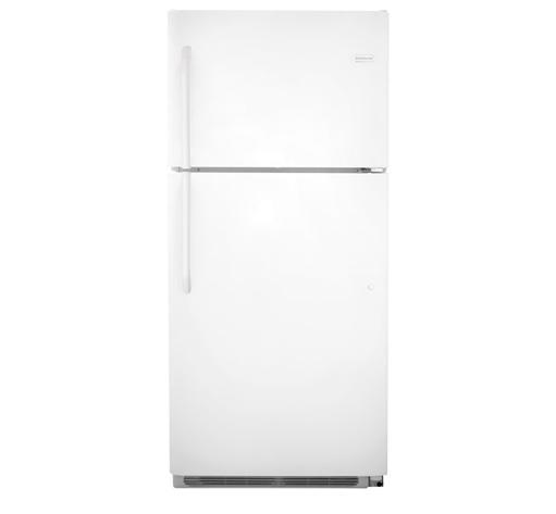 Frigidaire Top Freezer Refrigerators 20.5 Cu. Ft. Top Freezer Refrigerator - Item Number: FFHT2131QP