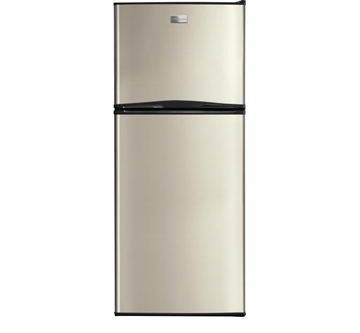 Frigidaire Top Freezer Refrigerators 9.9 Cu. Ft. Top Freezer Apartment-Size Refri - Item Number: FFTR1022QM