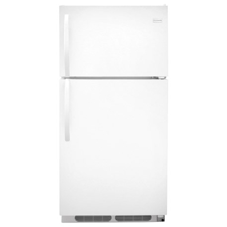 Frigidaire Top Freezer Refrigerators 15 Cu. Ft. Top Freezer Refrigerator - Item Number: FFTR1512RW