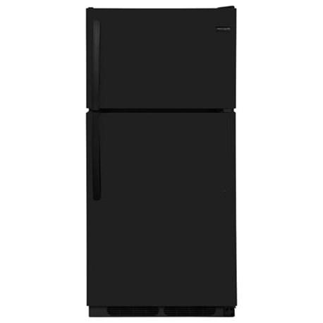 Frigidaire Top Freezer Refrigerators 15 Cu. Ft. Top Freezer Refrigerator - Item Number: FFTR1514TB