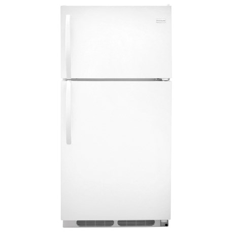 Frigidaire Top Freezer Refrigerators 15 Cu. Ft. Top Freezer Refrigerator - Item Number: FFTR1521RW