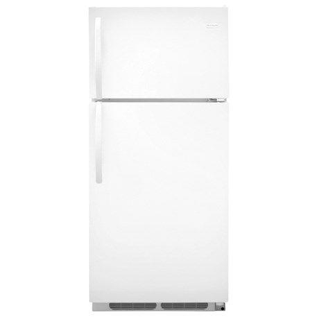 Frigidaire Top Freezer Refrigerators 16.3 Cu. Ft. Top Freezer Refrigerator - Item Number: FFTR1614RW