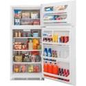 Frigidaire Top Freezer Refrigerators 30 Inch Top-Freezer Refrigerator