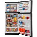 Frigidaire Top Freezer Refrigerators 20.4 Cu. Ft. Top Freezer Refrigerator with Store-More™ Capacity