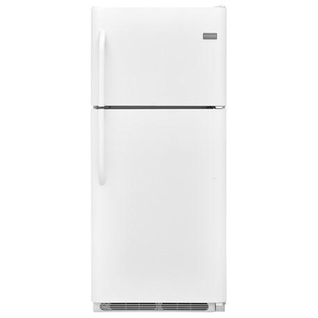 Frigidaire Top Freezer Refrigerators 18 Cu. Ft. Top Freezer Refrigerator - Item Number: FFTR2028SP