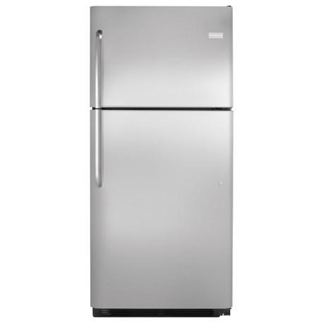 Frigidaire Top Freezer Refrigerators 20.4 Cu. Ft. Top Freezer Refrigerator - Item Number: FFTR2028SS