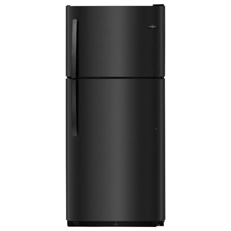 Frigidaire Top Freezer Refrigerators 20.4 Cu. Ft. Top Freezer Refrigerator - Item Number: FFTR2032TE