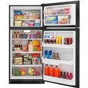 Frigidaire Top Freezer Refrigerators 20.5 Cu. Ft. Top Freezer Refrigerator with SPILLSAFE® Shelves