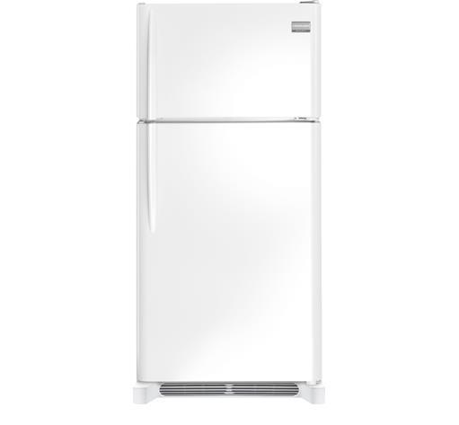Frigidaire Frigidaire Gallery Refrigerators 18.3 Cu. Ft. Top Freezer Refrigerator - Item Number: FGHT1846QP