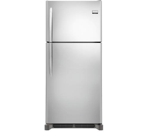 Frigidaire Frigidaire Gallery Refrigerators Gallery 20.4 Cu.Ft. Top Freezer Refrigerator - Item Number: FGHT2046QF