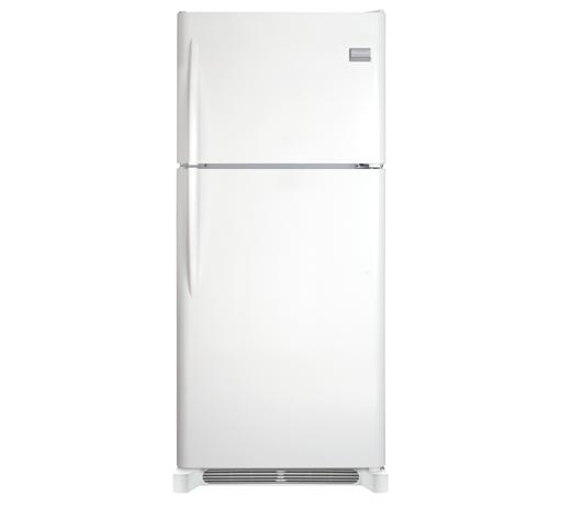 Frigidaire Frigidaire Gallery Refrigerators Gallery 20.4 Cu.Ft. Top Freezer Refrigerator - Item Number: FGHT2046QP