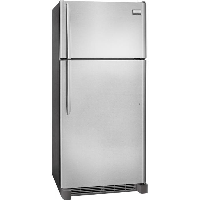 Frigidaire Frigidaire Gallery Refrigerators 18 Cu. Ft. Top Freezer Refrigerator - Item Number: FGTR1845QF