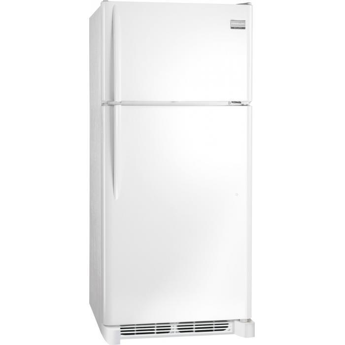 Frigidaire Frigidaire Gallery Refrigerators 18 Cu. Ft. Top Freezer Refrigerator - Item Number: FGTR1845QP