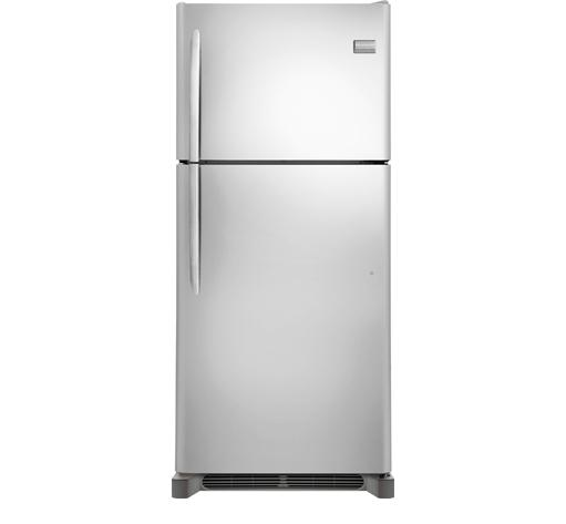 Frigidaire Frigidaire Gallery Refrigerators Gallery 20.3 Cu.Ft. Top Freezer Refrigerator - Item Number: FGTR2045QF