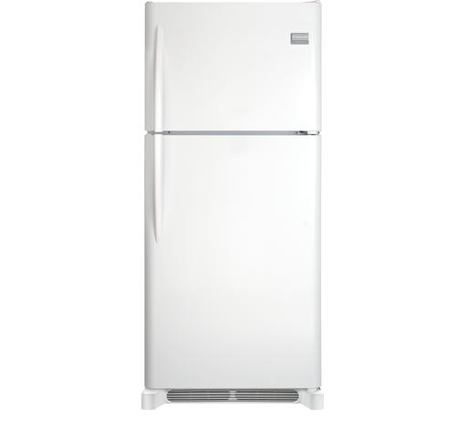 Frigidaire Frigidaire Gallery Refrigerators Gallery 20.3 Cu.Ft. Top Freezer Refrigerator - Item Number: FGTR2045QP