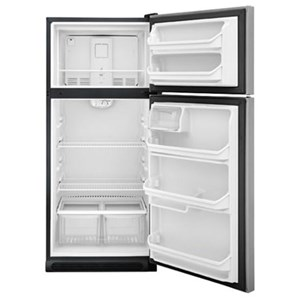 Frigidaire Top Freezer Refrigerators 18 Cu. Ft. Top Freezer Refrigerator