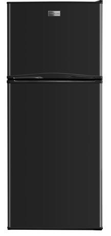 Frigidaire Top-Freezer Refrigerator 12 Cu. Ft. Top Freezer Refrigerator - Item Number: FFET1222QB