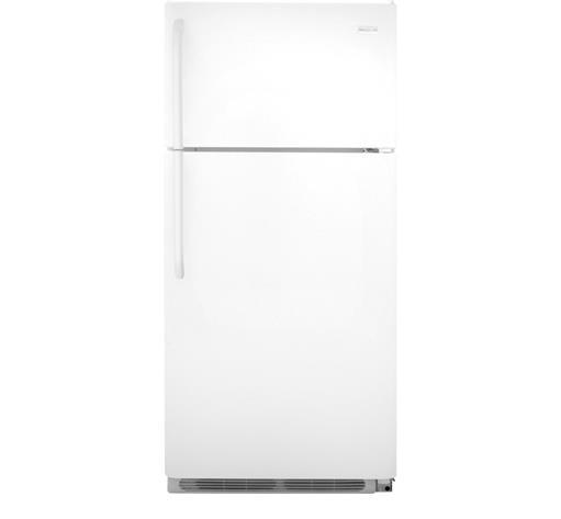 Frigidaire Top-Freezer Refrigerator 18 Cu. Ft. Top Freezer Refrigerator - Item Number: FFHI1831QP
