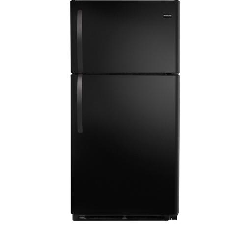 Frigidaire Top-Freezer Refrigerator 14.6 Cu. Ft. Top Freezer Refrigerator - Item Number: FFHT1514QB