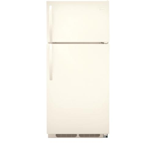 Frigidaire Top-Freezer Refrigerator 16.3 Cu. Ft. Top Freezer Refrigerator - Item Number: FFHT1614QQ