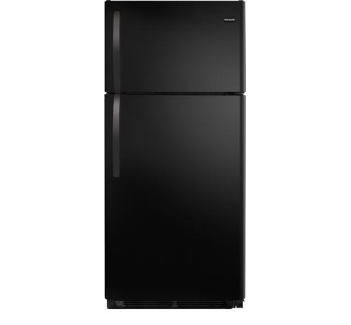 Frigidaire Top-Freezer Refrigerator 16.3 Cu. Ft. Top Freezer Refrigerator - Item Number: FFHT1621QB