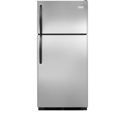 Frigidaire Top-Freezer Refrigerator 16.3 Cu. Ft. Top Freezer Refrigerator - Item Number: FFHT1621QS