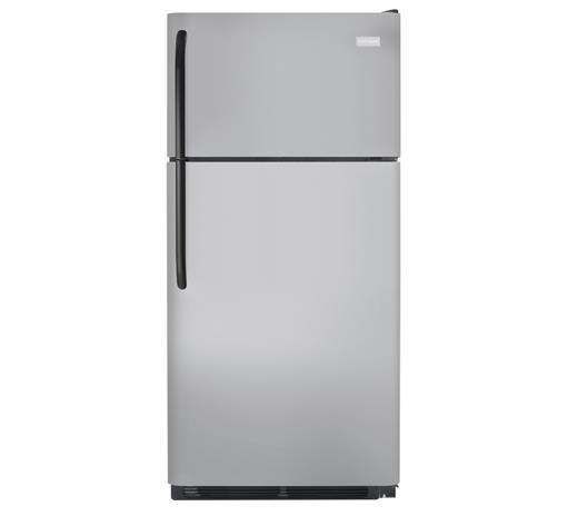 Frigidaire Top-Freezer Refrigerator 18 Cu. Ft. Top Freezer Refrigerator - Item Number: FFHT1831QM