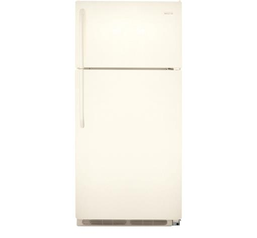 Frigidaire Top-Freezer Refrigerator 18 Cu. Ft. Top Freezer Refrigerator - Item Number: FFHT1831QQ