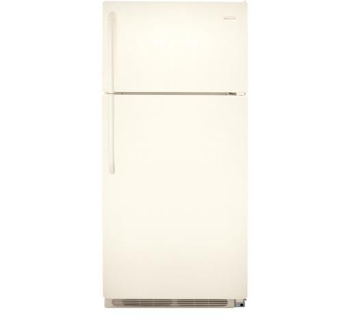 Frigidaire Top-Freezer Refrigerator 18 Cu. Ft. Top Freezer Refrigerator - Item Number: FFHT1831QQ
