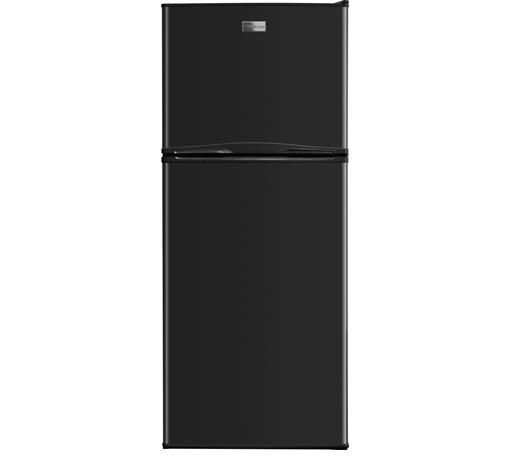 Frigidaire Top-Freezer Refrigerator 12 Cu. Ft. Top Freezer Apartment-Size Refrig - Item Number: FFTR1222QB
