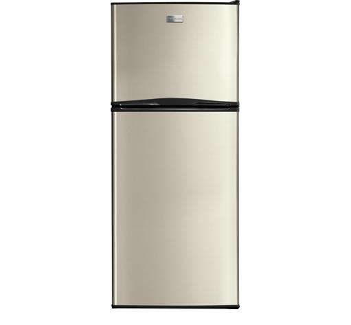 Frigidaire Top-Freezer Refrigerator 12 Cu. Ft. Top Freezer Apartment-Size Refrig - Item Number: FFTR1222QM