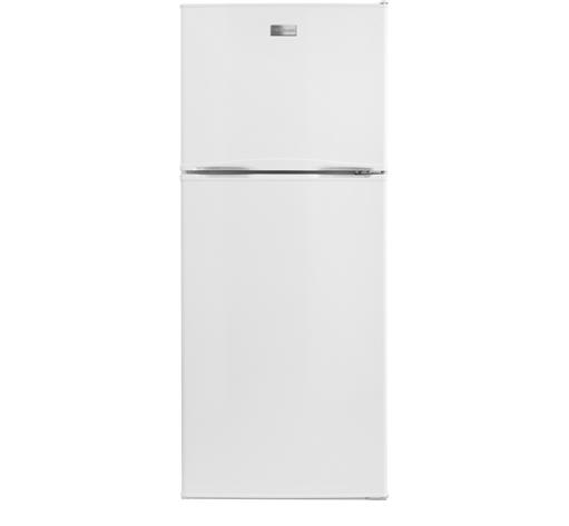 Frigidaire Top-Freezer Refrigerator 12 Cu. Ft. Top Freezer Apartment-Size Refrig - Item Number: FFTR1222QW