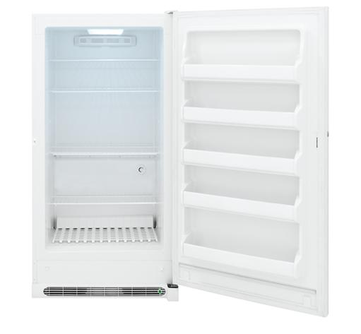 Frigidaire Upright Freezers 16.6 Cu. Ft. Upright Freezer - Item Number: FFFH17F2QW