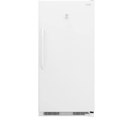Frigidaire Upright Freezers 16.9 Cu. Ft. Upright Freezer - Item Number: FFFH17F6QW