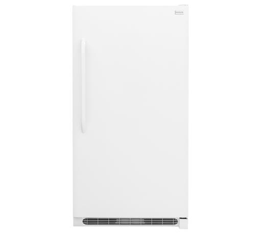 Frigidaire Upright Freezers 16.6 Cu. Ft. Upright Freezer or Refrigerator - Item Number: FFVU17F4QW
