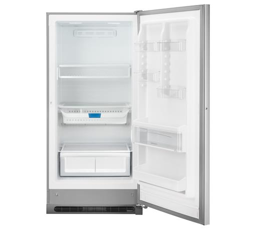 Frigidaire Upright Freezers 2-in-1 Upright Freezer or Refrigerator - Item Number: FGVU17F8QF