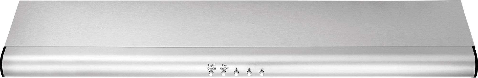 "Frigidaire Ventilation 30"" Under-the-Cabinet Range Hood - Item Number: FHWC3040MS"