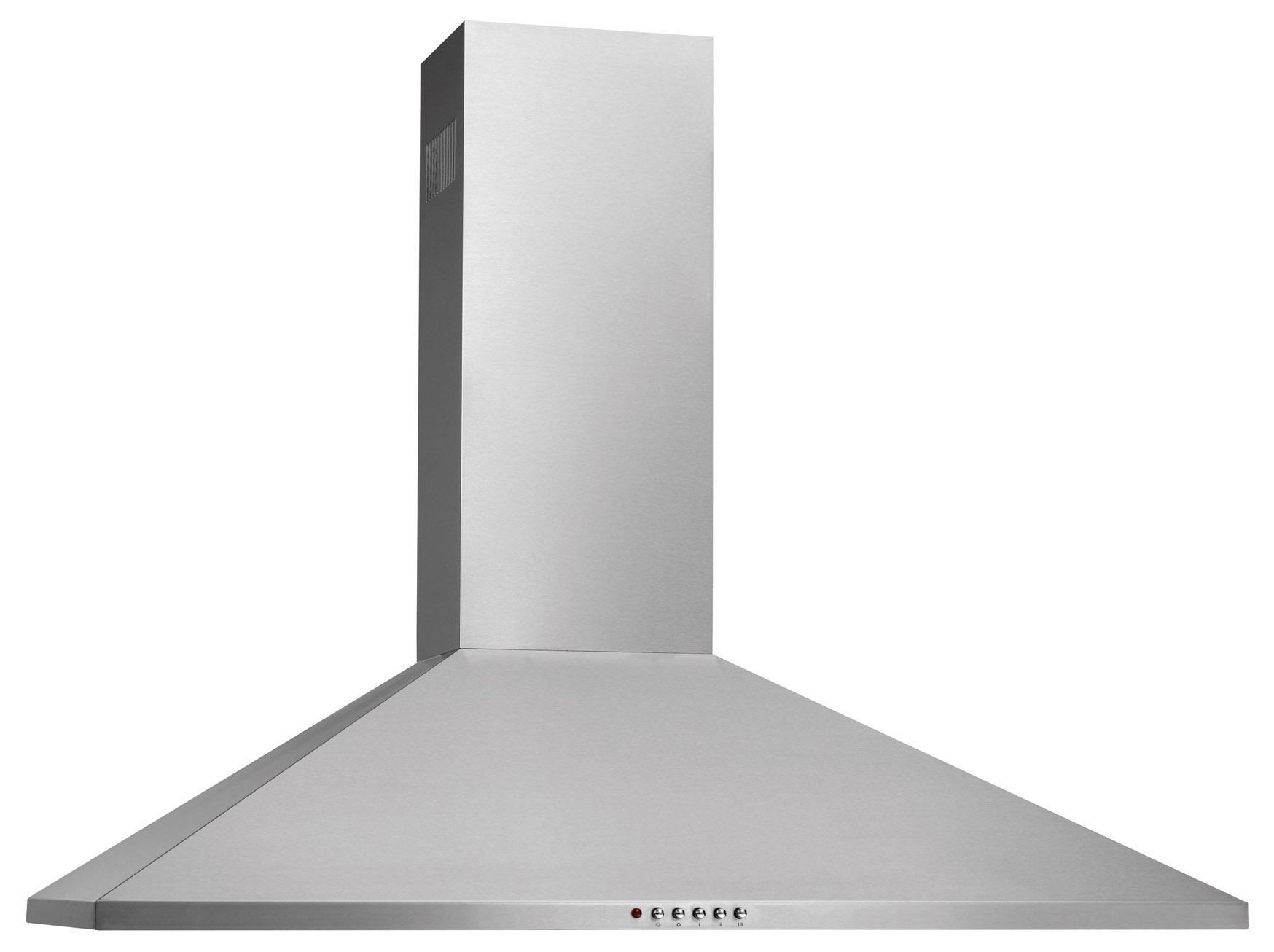 """Frigidaire Ventilation 36"""" Canopy Wall-Mounted Hood - Item Number: FHWC3655LS"""