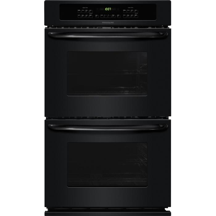 """Frigidaire Electric Wall Ovens 27"""" Built-In Double Electric Wall Oven - Item Number: FFET2725PB"""