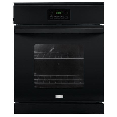 "Frigidaire Electric Wall Ovens 24"" Single Electric Wall Oven - Item Number: FFEW2415QB"