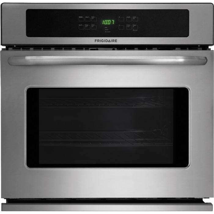 Frigidaire Electric Wall Ovens 27'' Single Electric Wall Oven - Item Number: FFEW2725PS