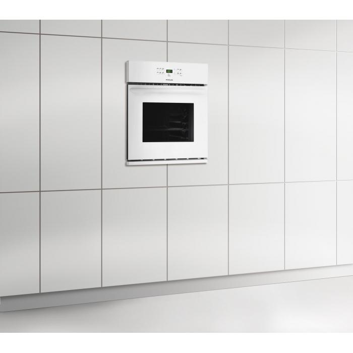 Frigidaire Electric Wall Ovens 27'' Single Electric Wall Oven - Item Number: FFEW2725PW