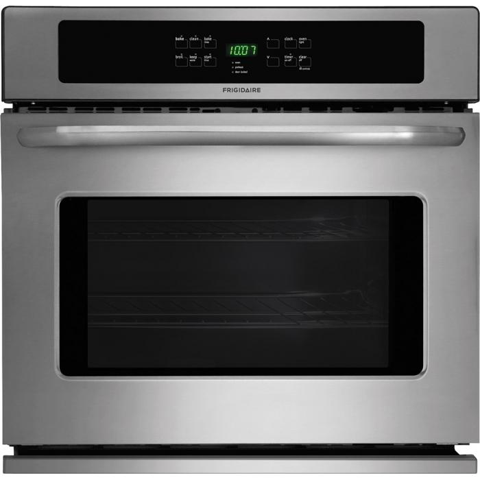 Frigidaire Electric Wall Ovens 30'' Single Electric Wall Oven - Item Number: FFEW3025PS