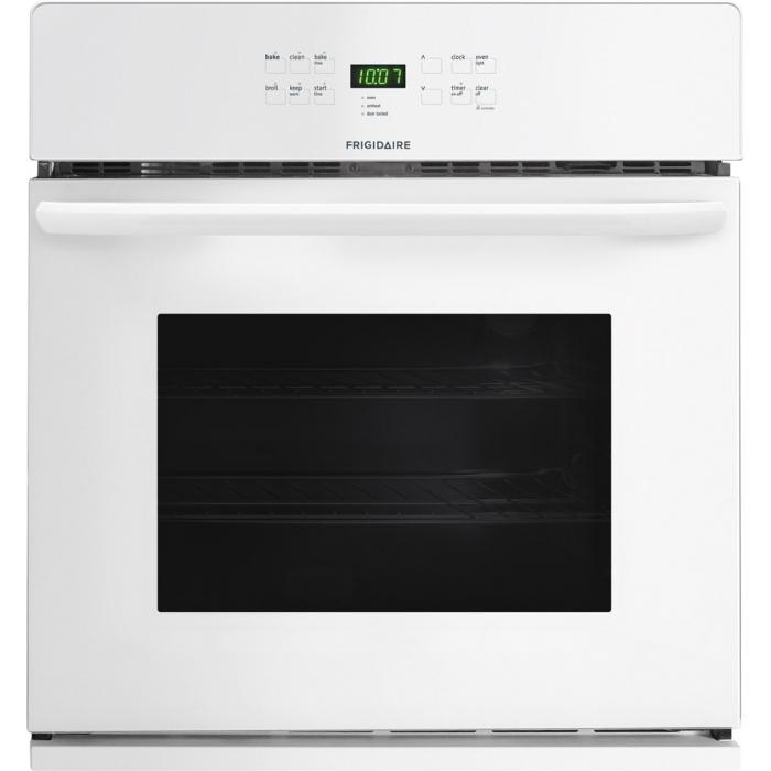 Frigidaire Electric Wall Ovens 30'' Single Electric Wall Oven - Item Number: FFEW3025PW