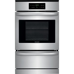 """Frigidaire Electric Wall Ovens 24"""" Single Gas Wall Oven"""
